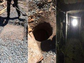 ABD-Meksika sınırında 800 metrelik uyuşturucu tüneli bulundu
