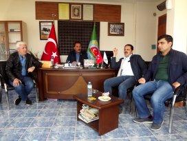 Seydişehir'de çekirge ile mücadele toplantısı yapıldı