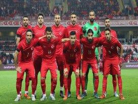 A Milli Futbol Takımı Slovenya ile karşılaşacak