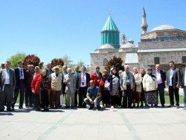 Eyüp Belediyesi'nden Konya gezisi