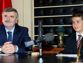 23 nisandaki başkan Mehmet Can oldu