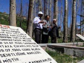 Toplu mezarlar Ermeni çetelerin vahşetinin tanığı