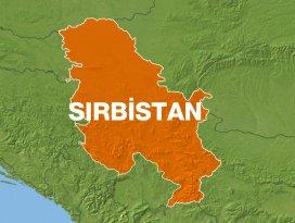 Sırbistanda halk sandık başında