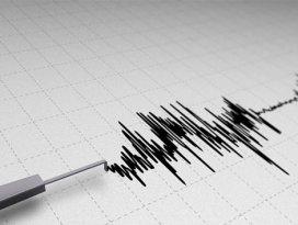 Balıkesirde deprem