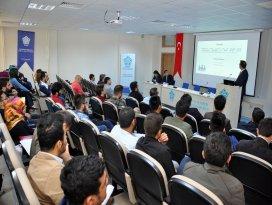 İlk seminer NEÜ'de yapıldı