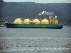 Doğalgaz ithalatı şubatta yüzde 14,5 azaldı