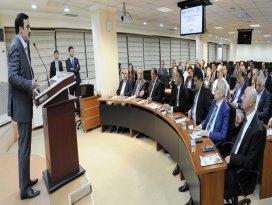 KTO'da fuarlarla ilgili istişare toplantısı