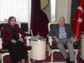 Özkul'dan Başkan Toru'ya destek