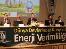 Konya'da Dünya Devlerinden Enerji Verimliliği Paneli