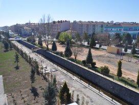 Vedat Kora Parkı yeniden dizayn ediliyor