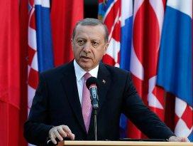 Erdoğan: Meclis Başkanımız kendi kanaatlerini ortaya koymuştur