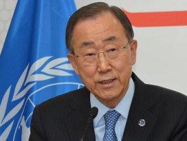 Ban: Suriyede en önemli şey siyasal iradenin gösterilmesi