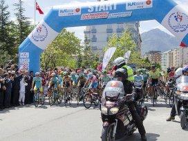 52. Cumhurbaşkanlığı Bisiklet Turunda Seydişehir-Alanya etabı başladı