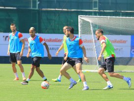 Antalyaspor'da Konyaspor mesaisi