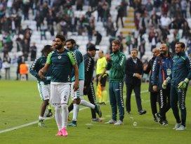 İkinci yarının kazananı Konyaspor