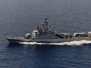 Türk savaş gemisine sürpriz baskın