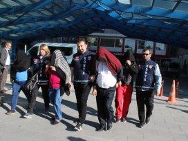 Konya'da günümüz var şifresiyle fuhuş