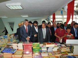 Akşehir'de kitap dolu günler