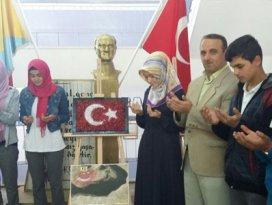 Beyşehirde Kutül Amere töreni