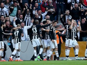 Lider Beşiktaş farklı kazandı