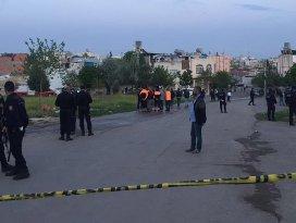 Kilise 2 roket mermisi atıldı: 2 yaralı