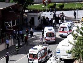 Gaziantepte terör saldırısı: 2 şehit, 22 yaralı