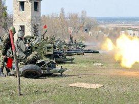 Ukraynanın doğusunda ateşkes ihlali