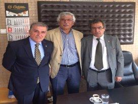 Konya Meslekte Birlik Grubundan Çumra'ya ziyaret