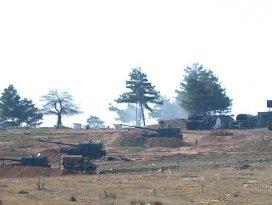 50 DAEŞ üyesi terörist öldürüldü