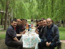 Vakıf müdürleri Sarayönünde toplandı