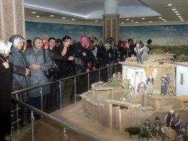İstiklal Harbi Şehitler Abidesi'ne 3 milyon ziyaretçi