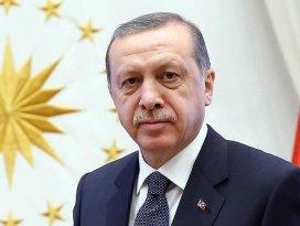 Cumhurbaşkanı Erdoğandan taziye telgrafı