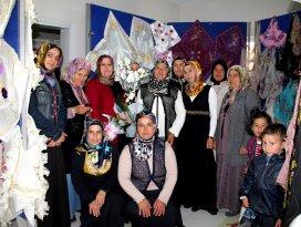 Seydişehir HEMde yıl sonu sergisi açıldı