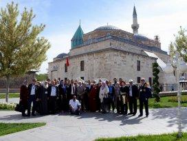 Bozüyük Belediyesi'nin Konya kültür turları başladı