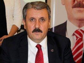 Mustafa Destici İsrailde gözaltına alındı!