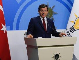 Davutoğlu, AK Parti milletvekilleriyle salı günü vedalaşacak
