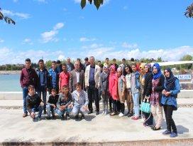 Ankaralı öğrencilerden Beyşehir'e ziyaret