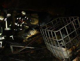 Gaziantepte ev yangını: 7 ölü