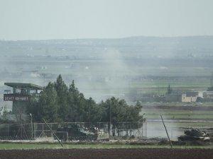 TSK Suriyedeki DAEŞ hedeflerini vurdu