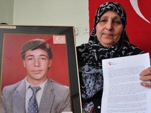 Ramazanoğlu, şehit annelerine mektup gönderdi