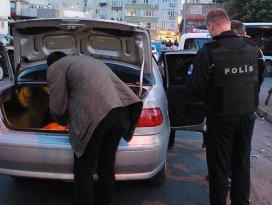 Yeditepe Huzur uygulamasında 121 şüpheli yakalandı