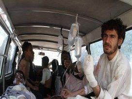 Afganistanda trafik kazası: 52 ölü, 73 yaralı