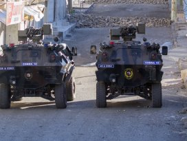 Nusaybinde patlama: 2 asker şehit oldu