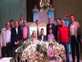 Ömer Ali Şahinerin mutlu günü