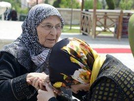 Meram'da duygu dolu Anneler Günü programı