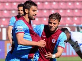 Trabzonspor gol oldu yağdı