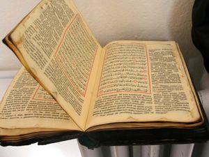 Konyadaki yangında Kuran-ı Kerim mucizesi