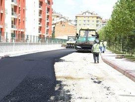 Meram'da asfalt çalışmaları üçe katlanacak