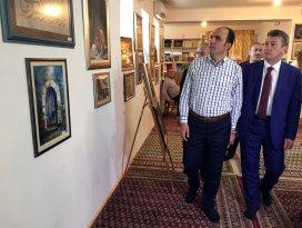 Saraybosna Mevlevihanesinde sergi heyecanı