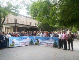 Darıca Belediyesi Konya gezileri başladı